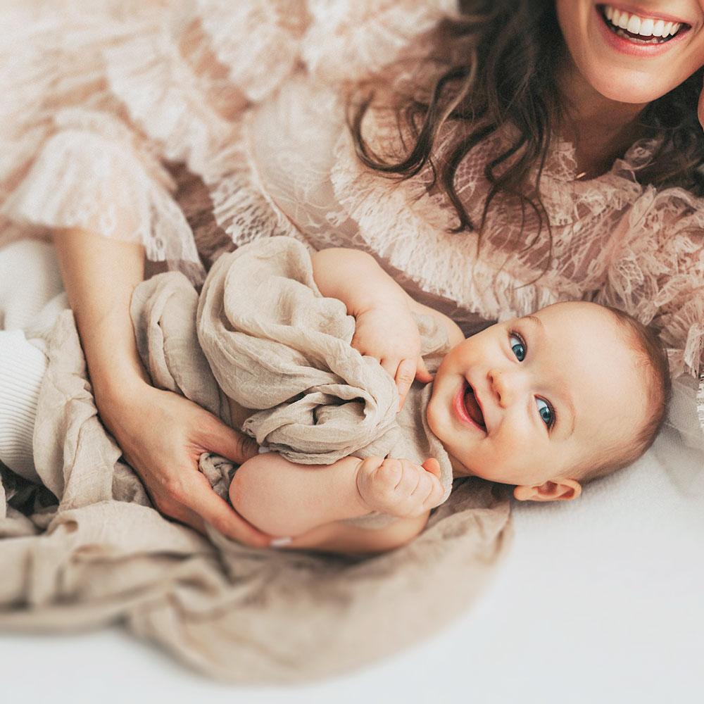 fotografiranje dojenčka 7 mesecev