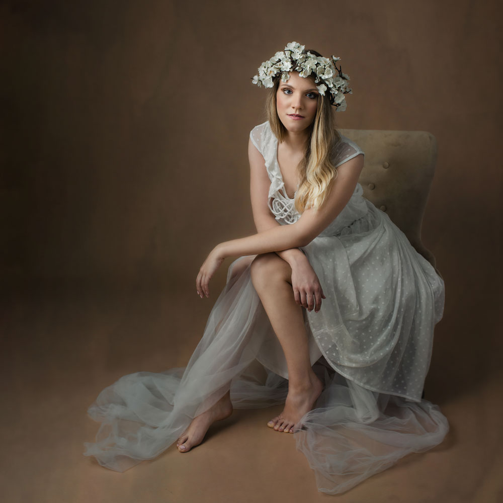 portret fotografiranje fine art